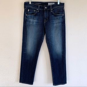 AG Adriano Goldschmied Ex Boyfriend Skinny Jeans
